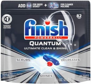 finish dishwasher PODS