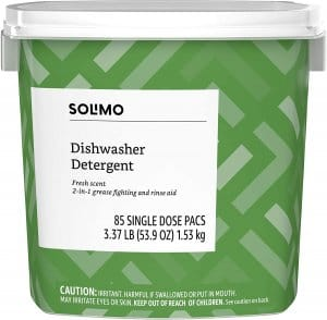 What is the Best Dishwasher Detergent for Washing Dishes?